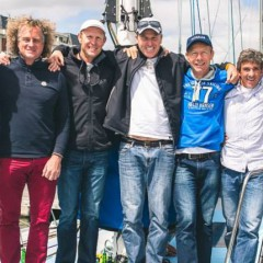 Shared sailing interest  makes mates take on Cape2Rio 2014