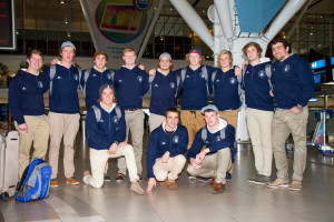 Departure UCT Tour to Hungary