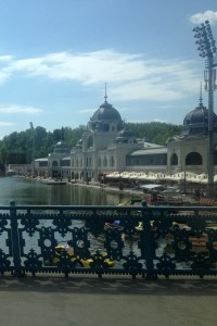 UCT Water polo Tour to HungaryEger