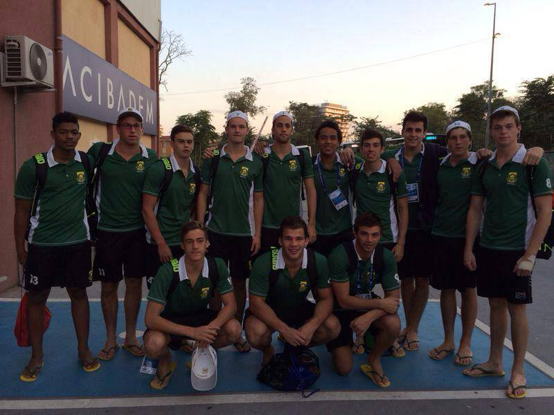 Day 4 before facing Italy at the World Mens Youth Water Polo Champs