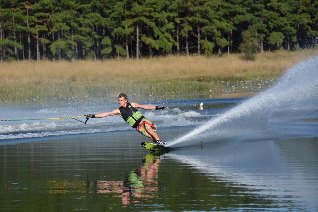 Rocking my HO Ski A3
