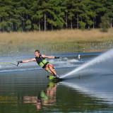 Water skiing – Travis Fisher