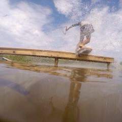Backyard Sessions on the Umtamvuna River with Red Bull