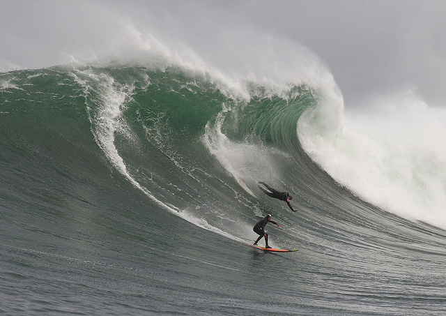 Big Wave World Tour Blocked From Dungeons -Rebel Sessions/Nic Bothma