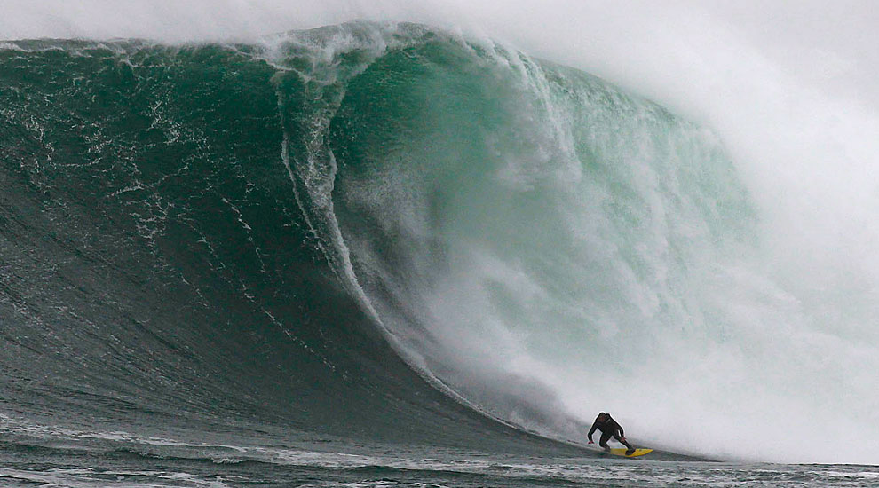 Big Wave World Tour Blocked From Dungeons