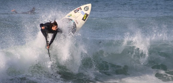 Longboard and SUP with Tarryn King