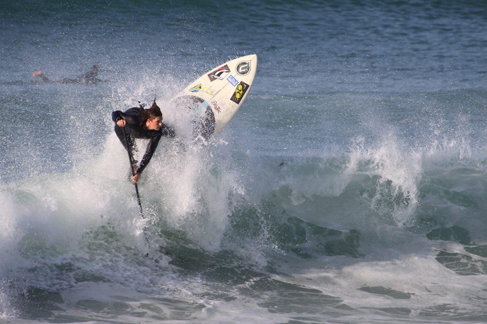 Tarryn King Long beach_SUP