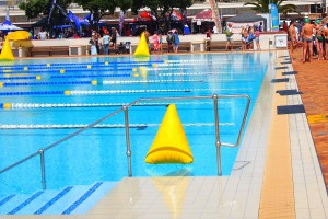 Western Province Aquatics carnival 2015 newly renovated pool