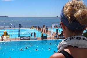 Western Province Aquatics carnival 2015 spectators