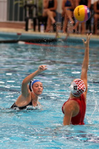 Western province Ladies A vs Eastern Province Ladies A Water Polo Currie Cup 2015