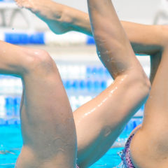 Swim now, Breathe later. Q+A with S.A.'s Synchro Champs