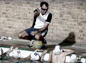 Grant Mackenzie Mr Water Polo