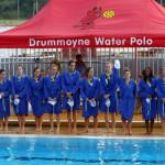 SA Girls u18 TriNations Tour Australia 2013