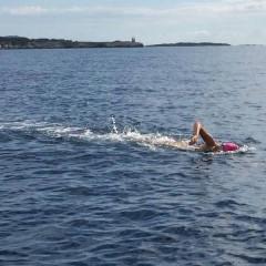 A QUADRUPLE CROSSING of the Messina Straits