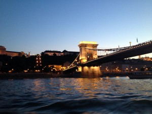UCT water polo tour to Hungary 2014  Budapest sightseeing