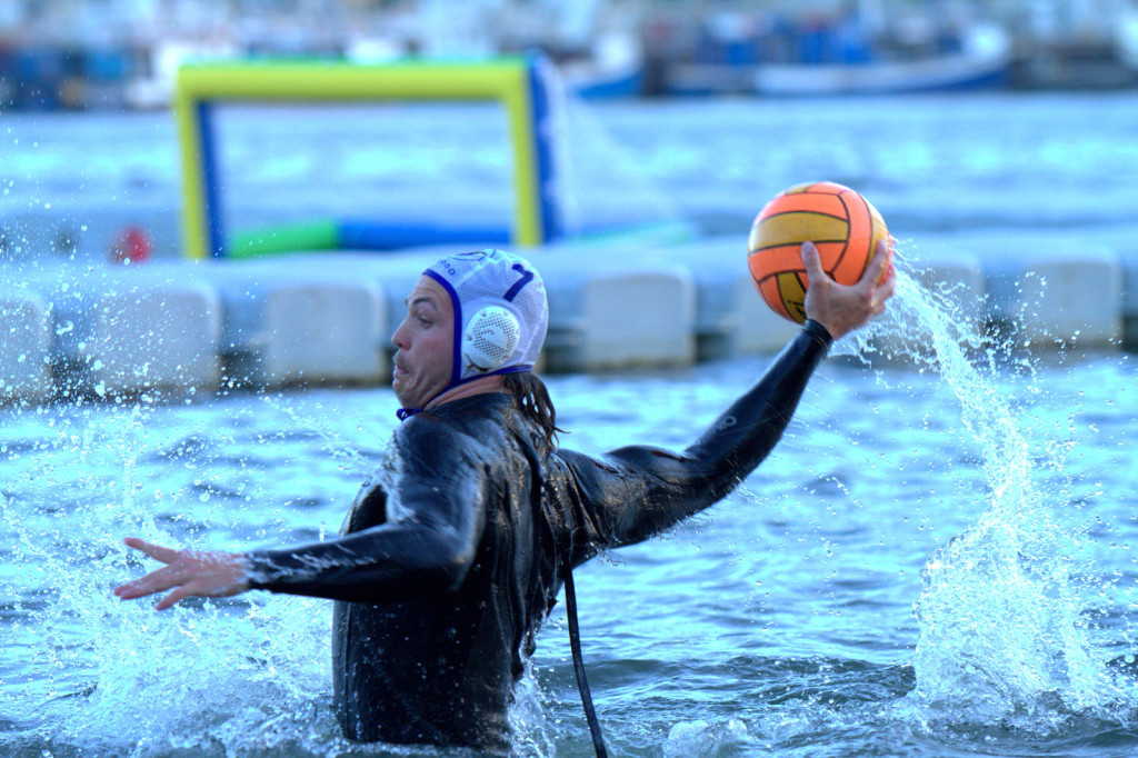 Volvo Extreme Waterpolo Tournament 2014 – V & A Waterfront Volvo Ocean Race