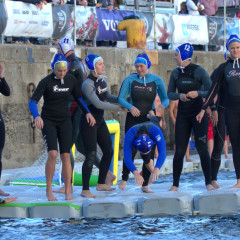 Summer is here – throwback to WINTER Volvo Extreme Waterpolo Tournament