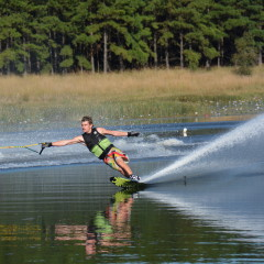 Water skiing – Travis Fisher
