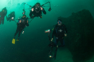 live and breathe underwater photography and get onto courses for the type of underwater photography you are interested in. photo credit Fiona Ayerst