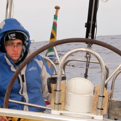 Sailing with Travis Taylor on the Governors Cup Yacht Race