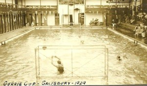 water polo Curry Cup 1929