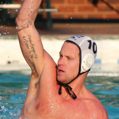 South Africas most capped Springbok water polo player opens up about his sport and South Africa's first international win