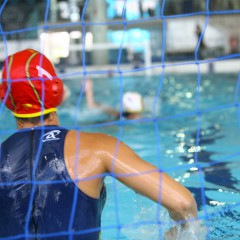 "SA Champ Water Polo Goalie Alexandra Gascoigne speaks out of ""the Cage"""