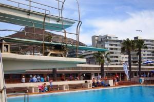Western Province Aquatics carnival 2015 Seapoint 3m diving board