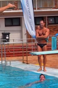 Western Province Aquatics carnival 2015 dive showcase