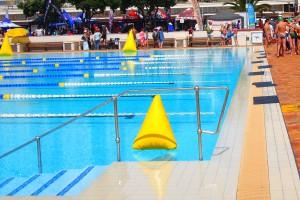 Western Province Aquatics carnival 2015 newly renovated pool