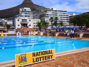Western Province Aquatics carnival 2015 sponsored by national lottery