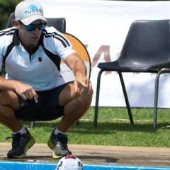 Water Polo Coaching at its Best with SA Water Polo Royalty