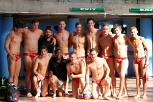 Eastern Province u18 boys winners of 2015 water polo Currie Cup