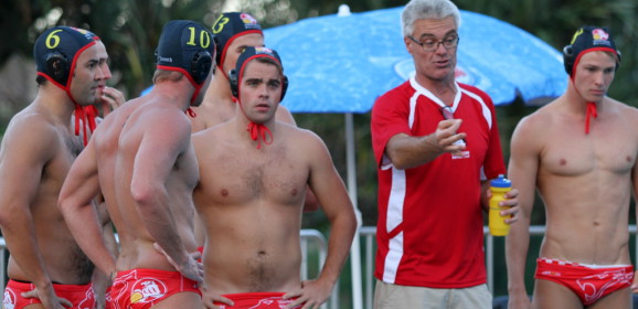 Finest water polo players in South Africa at the Currie Cup 2015