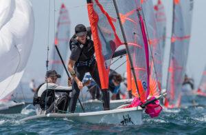 29er sailing champs