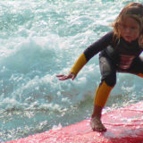 Atlantic Surf school kids holiday programme