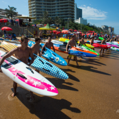 Ocean Heroes Race – North Beach, Durban