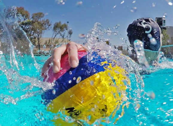 Drought & water polo – schools get creative