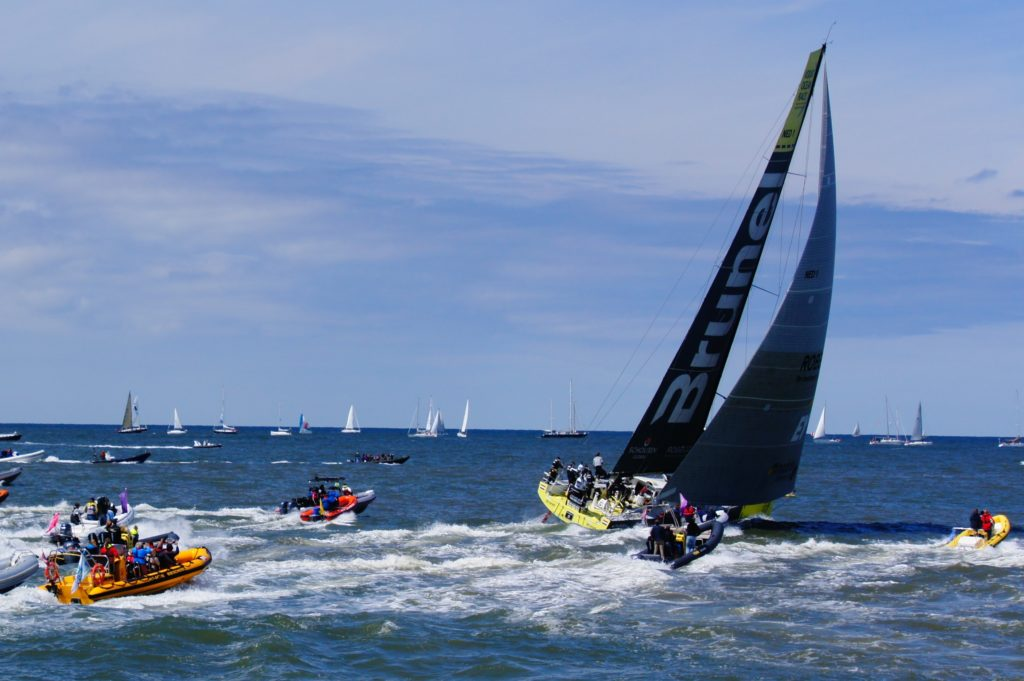 Volvo Ocean race2