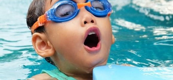Swimming clinics for kids this holiday