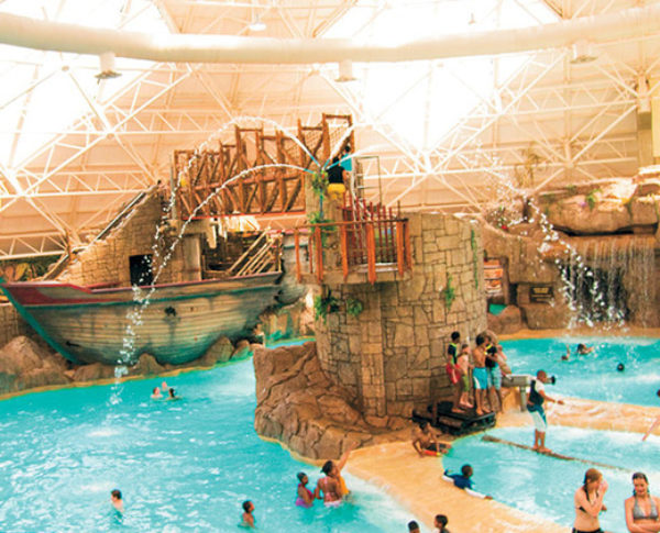 aquadome water park (Emerald Resort & Casino