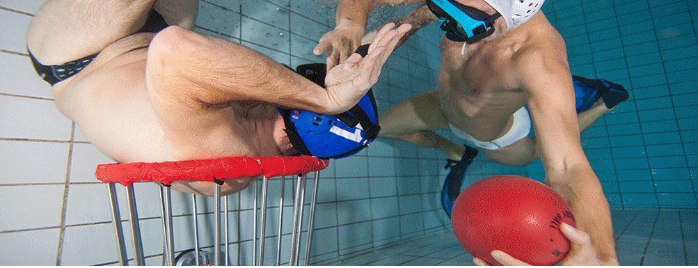 underwater rugby 5