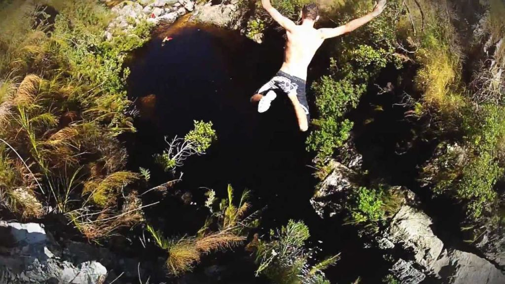 Suicide gorge water adventure