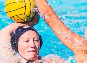 Pearson Girls – Old Petrian's Water Polo Champs