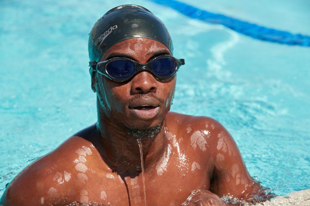 Arafat Gatabazi open water long distance swimming 3