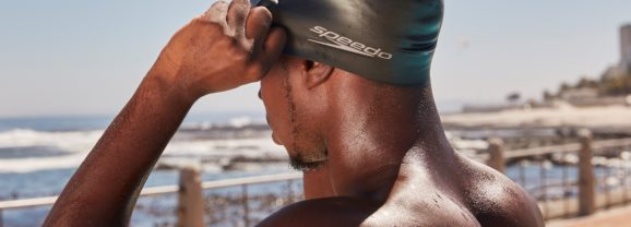 From refugee to long-distance swimming sensation - Amanzi