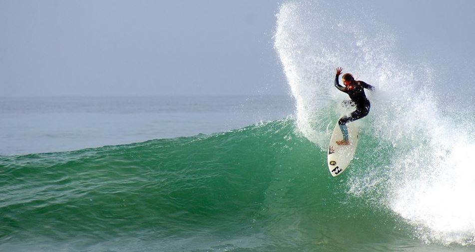Adaptive Surfing tasha Mentasti