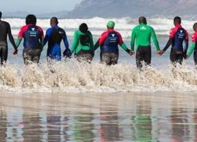 We've become better people through Surfing