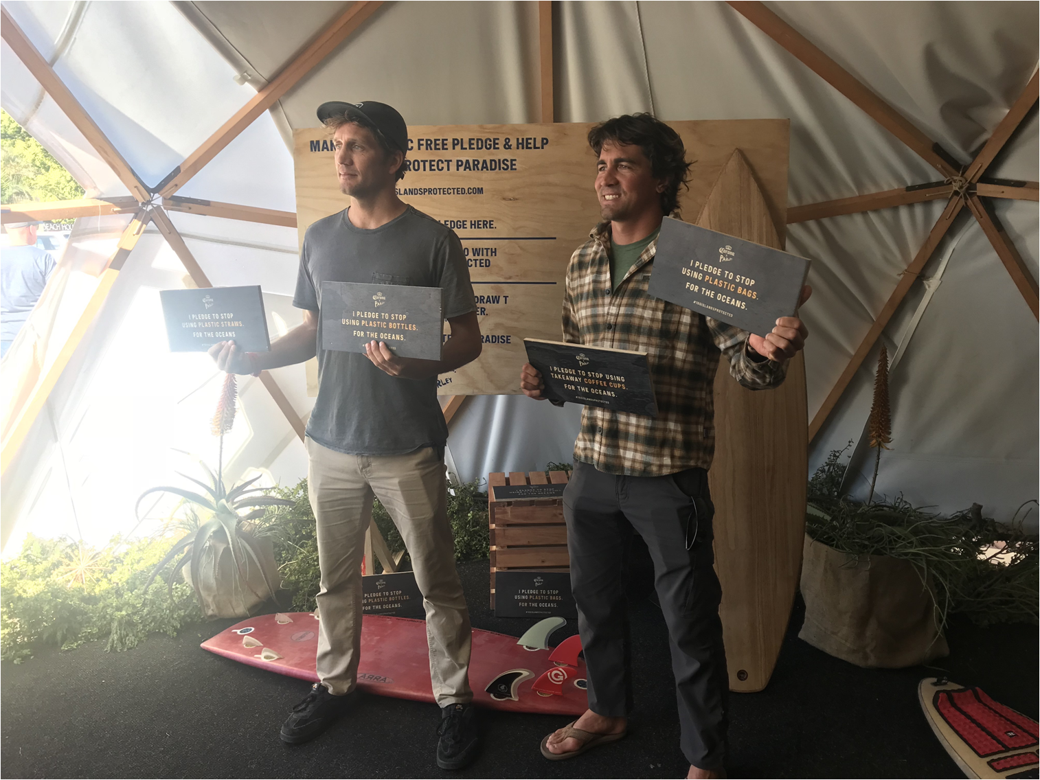 ecoboards sustainable surfing
