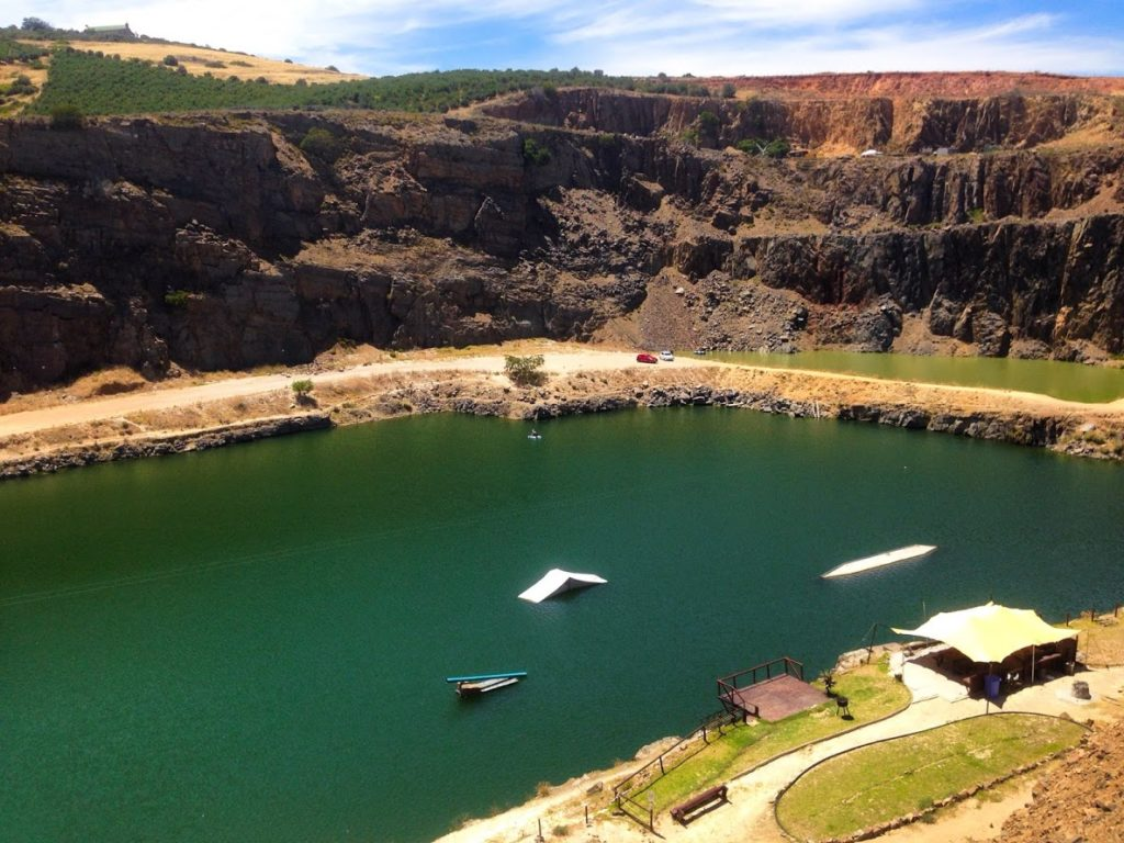 hillcrest quarry wakeboarding